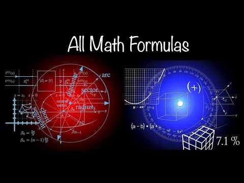 math formulas all mathematics formulas android app youtube