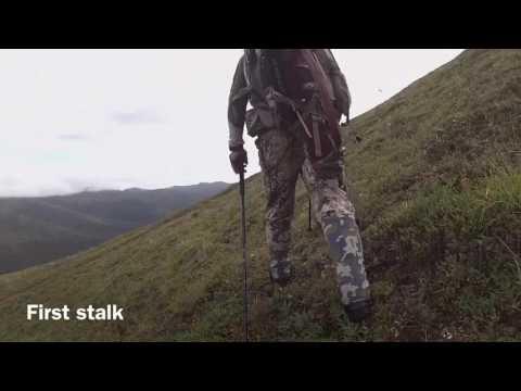2016 DIY Alaska Caribou Hunt MUST WATCH! GoPro 1080p HD