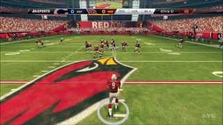 Madden NFL 25 - Arizona Cardinals vs. Chicago Bears Gameplay [HD]