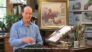 """Dinotopia: The Fantastical Art of James Gurney"" intro"