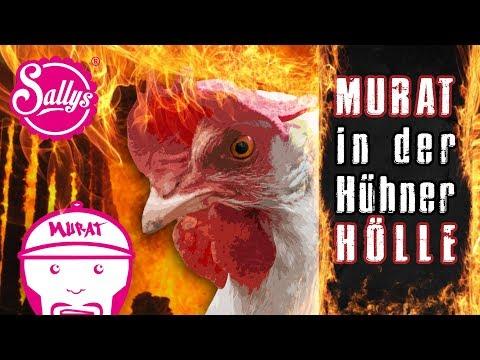 Murat in der Hühner Hölle // Murats 5 Minuten / Sallys Welt