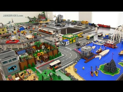 SUPER CYCLE CHASE - LEGO MOVIE Set 70808 - Time-lapse Build, Stop Motion, Unboxing & Review! from YouTube · High Definition · Duration:  6 minutes 38 seconds  · 6 670 000+ views · uploaded on 28/04/2014 · uploaded by EvanTubeHD