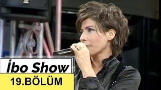 Selami Şahin, İntizar, Yeliz Yeşilmen, Haktan - İbo Show - 19. Bölüm 1. Kısım Bodrum