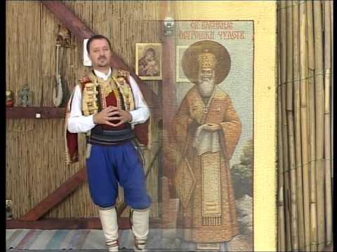 Miljan Miljanic - Sveti Vasilije - Dobro Vece Rodni Kraju - (Tv Duga Plus 2010)