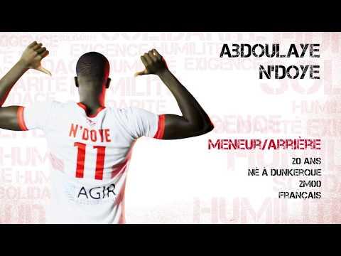 Saison 2018-2019: Rencontre avec Abdoulaye N'Doye