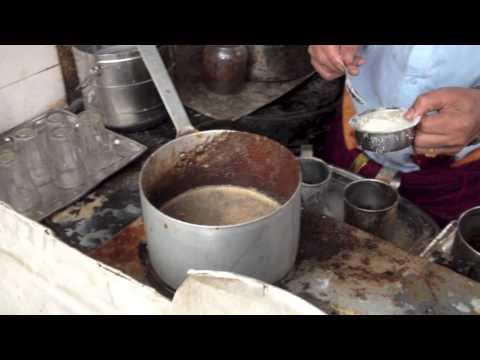Indian Tea shop