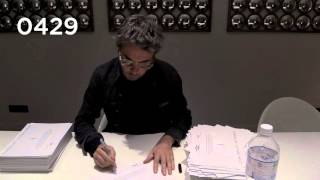 Jean-Michel Jarre - Signing Electronica Deluxe Box Sets