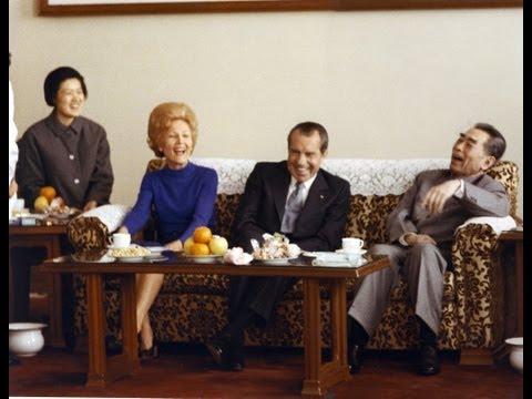 Pat Nixon: An Historic Visit to China