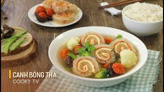 #CookyVN - Cách nấu CANH BÓNG THẢ  dân dã, đậm đà tại nhà - Cooky TV