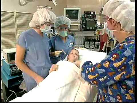 """Riley Hospital """"Getting Ready for Your Operation"""" - YouTube"""