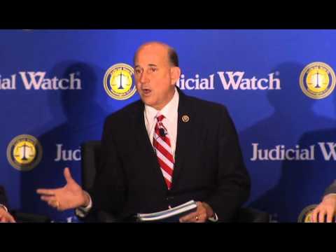 Judicial Watch Leadership Summit Panel: Illegal Immigration Crisis