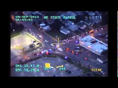 NSP Aerial Video of Patient Transport