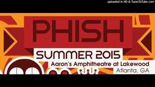 "Phish - ""Theme From The Bottom/Run Like An Antelope"" (Lakewood, 8/1/15)"