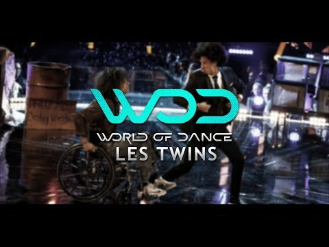 Flume - Some Minds (Les Twins World of Dance 2017: Divisional Final Edit)