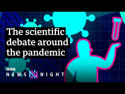 The science of Covid: Who's right and who's wrong? - BBC New
