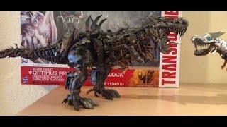 tf4 aoe transformers custom leader grimlock v 1 transformable