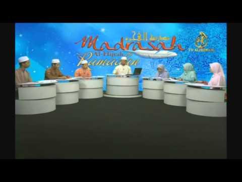 Madrasah Alhijrah - Ramadhan Bulan Rahmat Part1