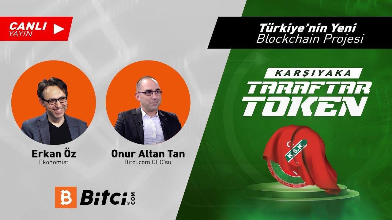 Download TÜRKİYE'NİN YENİ BLOCKCHAIN PROJESİ KARŞIYAKA TOKEN