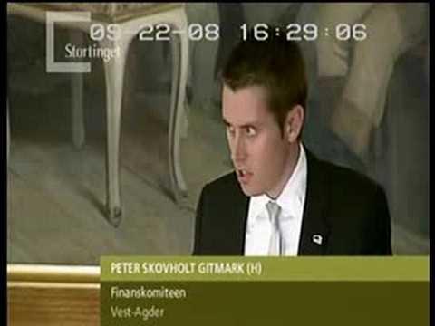 Debatt i Stortinget