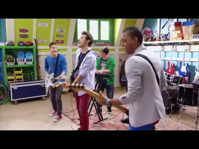 Violetta 3 - La BoysBand canta Mi princesa