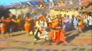 Panjabi Bhangra, Sukhwinder Singh & Sappna.  Dev Diwana.Bollywood punjabi film