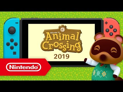 Animal Crossing arrive sur Nintendo Switch !