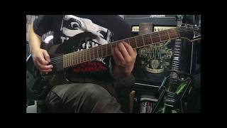 Cannibal Corpse - Code of the Slashers (Guitar Cover)