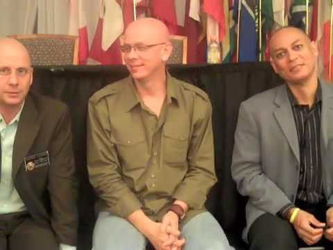 (Part 3 of 6) World Championship of Public Speaking: Conversation with the Champs