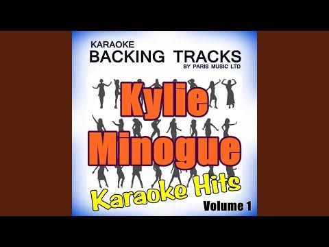In Your Eyes (Originally Performed By Kylie Minogue) (Karaoke Version)