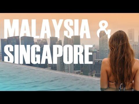 Travelling Malaysia & Singapore | (GoPro Hero 2)