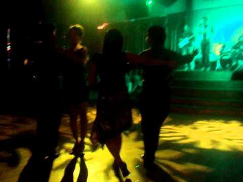 Đêm màu hồng Tango Vũ sư Quốc Thắng & Dancer Nguyễn Dung