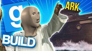 WE BUILD A MEME ARK | Gmod Build