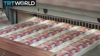 Money Talks: Diverging paths of growth raising concern