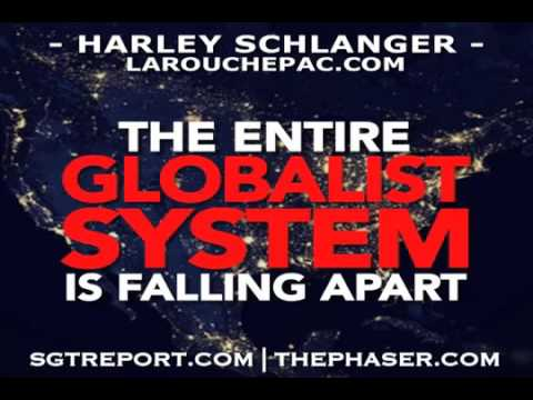 The Entire Globalist System is Falling Apart – Harley Schlanger (GERMAN SUBTITLES)
