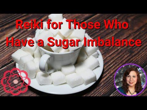 Reiki Energy for Those Who  Have a Sugar Imbalance*