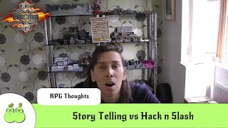 Story Telling vs Hack n Slash in After Forever After