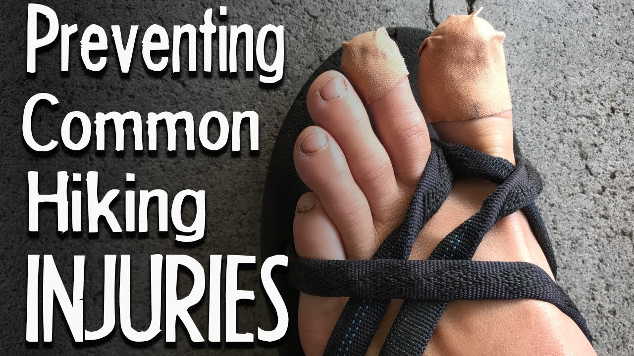 Preventing Common Hiking Injuries