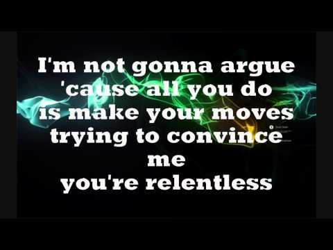Brooke Rose - Get Out of My Way - Lyrics