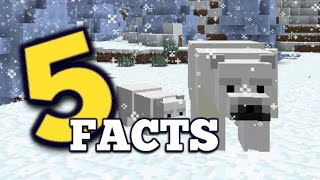 ✔ Minecraft: 5 Things You Didn t Know About the Polar Bear