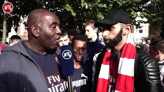 Fulham 1-5 Arsenal   Lacazette, Iwobi & Welbeck Have An Incredible Work Rate! (Moh)