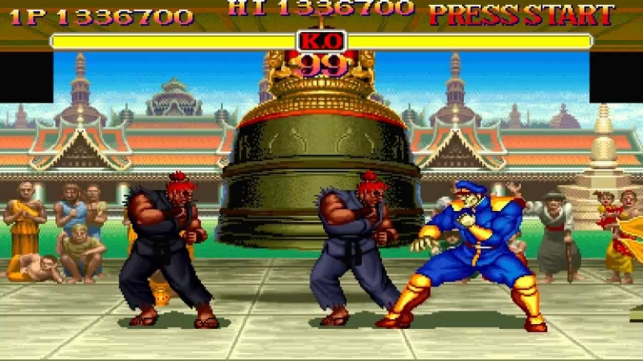 Hyper Street Fighter 2 Tas Akuma Youtube