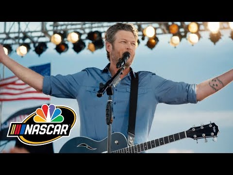 2016 NASCAR on NBC Sports Open Featuring Blake Shelton