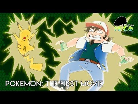 Anime Abandon - Pokemon: The First Movie