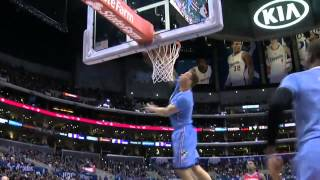 Philadelphia 76ers vs Los Angeles Clippers | February 9, 2014 | NBA 2013-14 Season