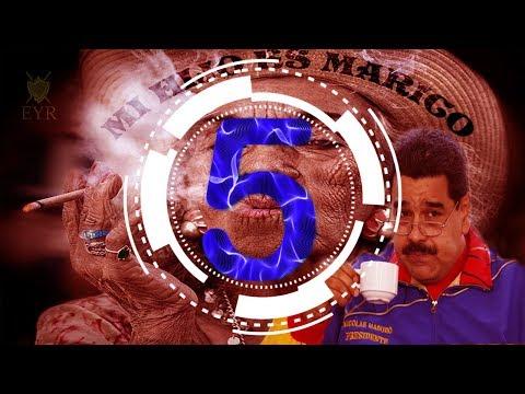 Top 5 Vergüenzas EN VIVO de NICOLAS MADURO