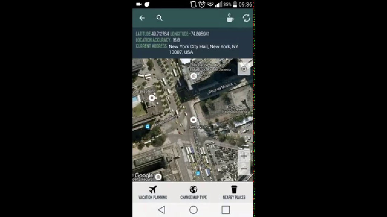 Best Map app : Streetview for android - YouTube