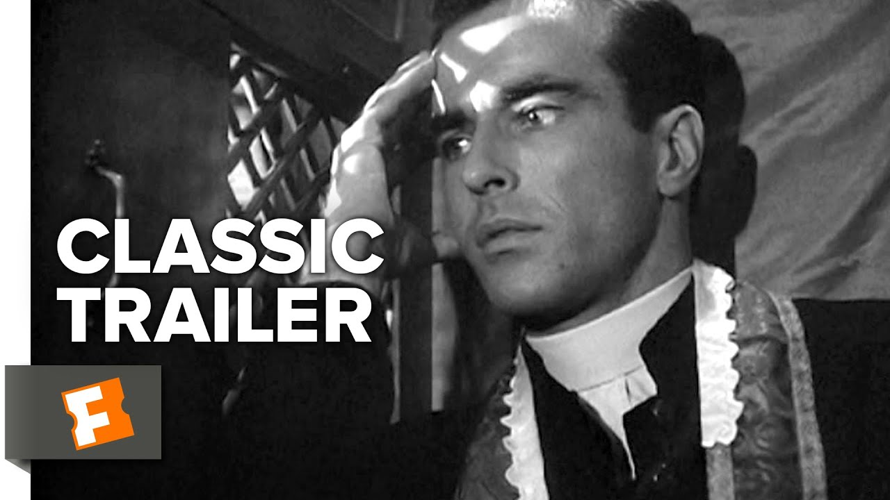 Download I Confess (1953) Official Trailer - Montgomery Clift, Anne Baxter Movie HD