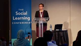 OpenLearning Social Learning Conference – Keynote: Prof. Dr. Mahnaz Moallem