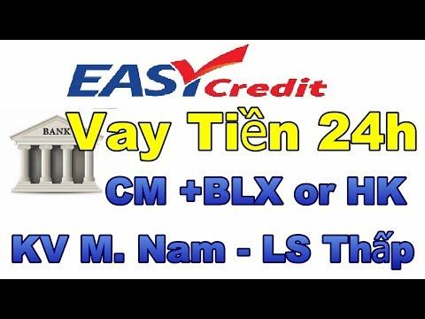 Cách Đăng Ký Vay Tiền Online Easy Credit Lãi Suất Thấp