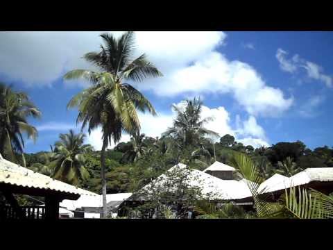 TO2FH - 2011 Mayotte Dx-Pedition - Bungalows at Trevani Hotel 02